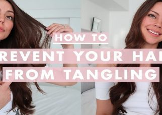 Top 10 Tips about Preventing Your Hair from Tangling
