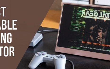 Best Portable Gaming Monitors 2020 Reviews