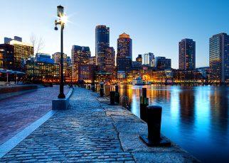 Boston-Harbor travel blog post