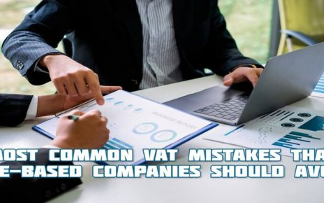 Most Common VAT Mistakes That UAE-Based Companies Should Avoid