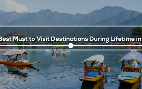 Top 10 Beautiful Destinations in India guest post