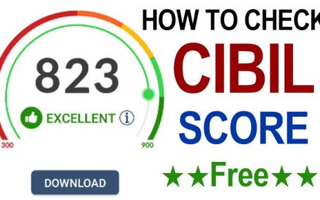 Steps To Check CIBIL Score Online