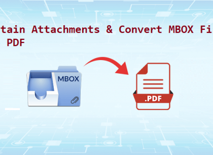 How to Convert MBOX Files to PDF With Attachments free guest post