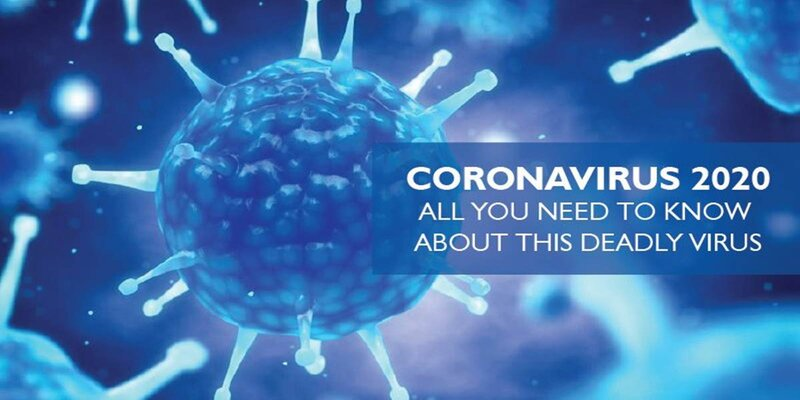 Latest updates on Coronavirus