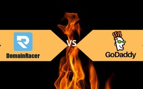 find best hosting DomainRacer vs GoDaddy Hosting 2020 - (Top Features Comparison)