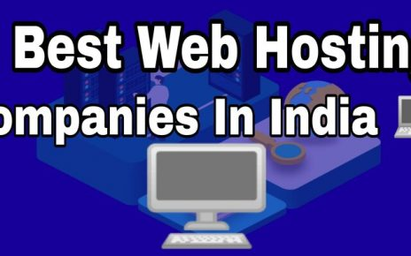 Best Web Hosting Companies In Hindi