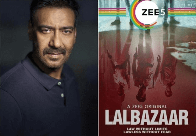 Lalbazaar: A new crime drama TV series on ZEE5