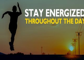 5 Ways to Stay Energised All Day Long - healthy tips - gyest post letaskme