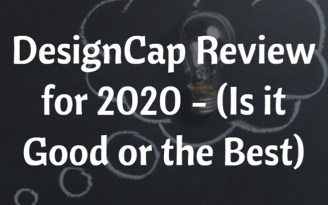 DesignCap Review - An Online Graphic Design Tool Worth Trying