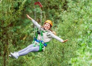 7 Reasons To Try Zip-Lining With Your Kids - letsaskme