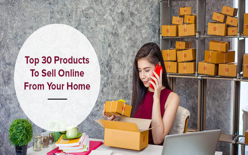 EARN FROM HOME: Ideal Products To Sell Online During The COVID-19 Pandemic