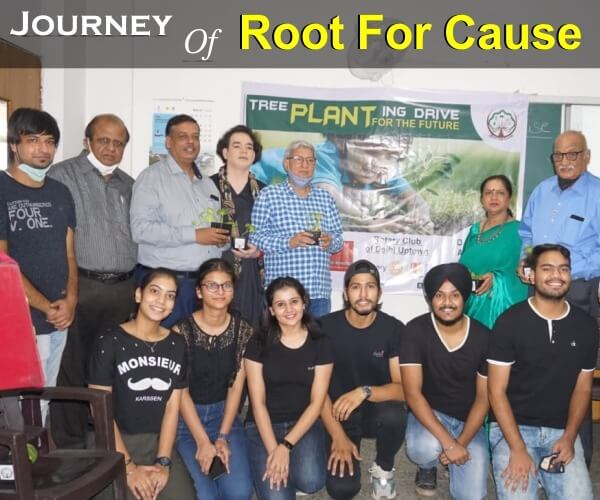The Journey Root For Cause NGO