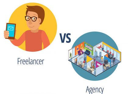 Freelance Website Design VS. Agency Website Design | letsaskme guest post