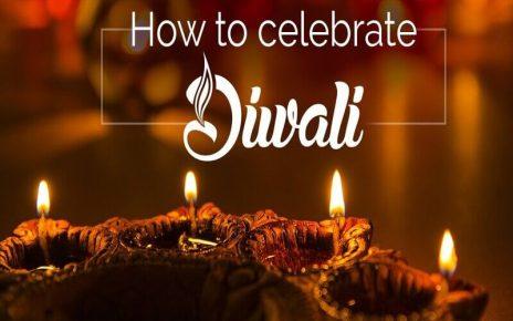 दीपावली पर सजावट कैसे करें ? How To Celebrate Diwali In Lockdown 2020 - letsaskme