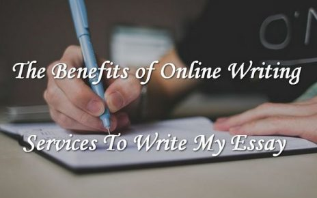 5 Benefits Of Using Online Writing Services guest post - letsaskme