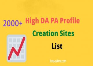 Free Business Profile Creation Websites For SEO letsaskme