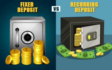 Recurring Deposit V/S Fixed Deposit bank guest post - letsaskme