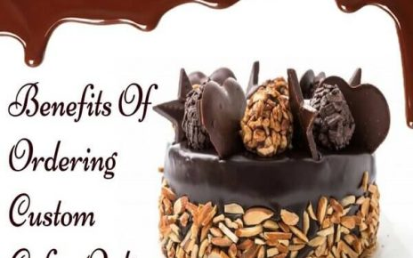Benefits Of Ordering A Cake Online - letsaskme