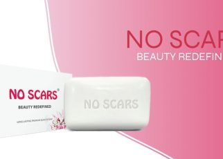 scar reducing soap