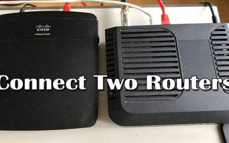 How To Connect Two Routers Easily In 2021 - leitsaskme