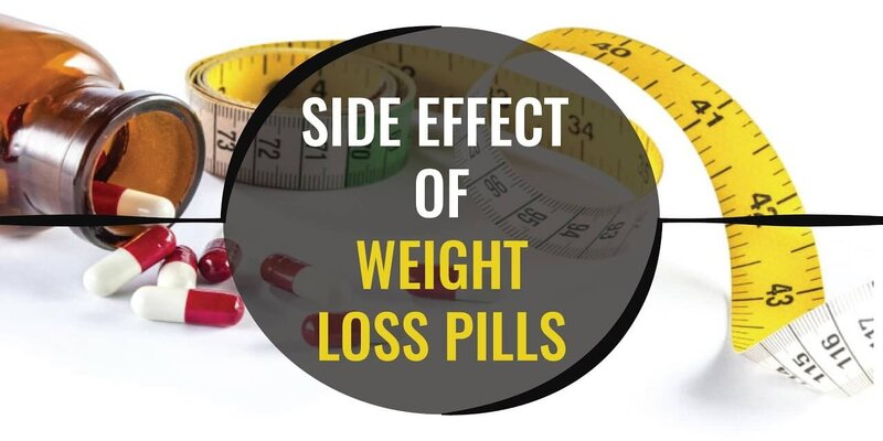 8 Risks Of Taking Weight-Loss Supplements