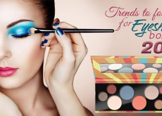 eyeshadow boxes trends 2021 | Guest post on fashion & beauty