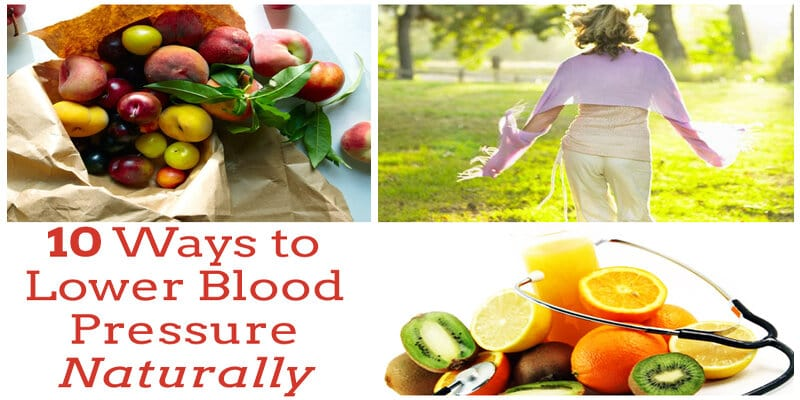HOW TO LOWER BLOOD PRESSURE NATURALLY - health guest post - letsaskme