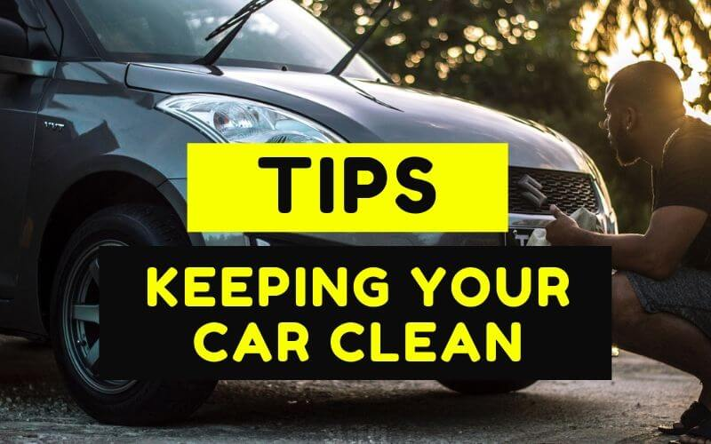 5 Tips For Keeping Your Family Car Clean