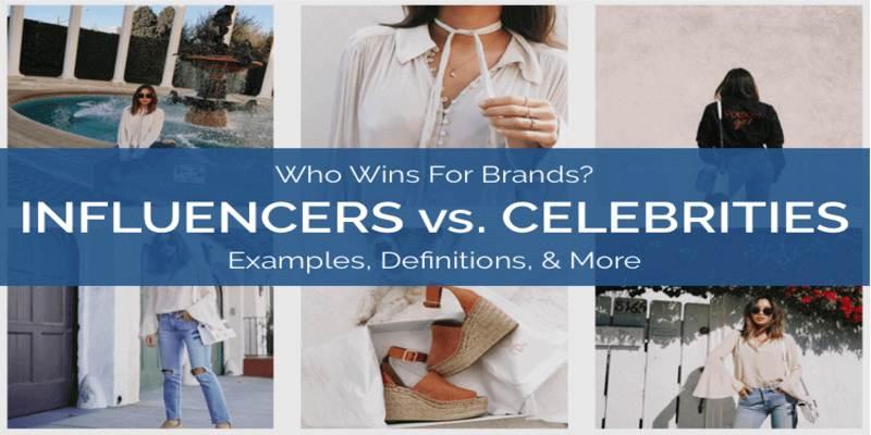 Digital-Influencers, celebrities, Brand Ambassador Vs Brand Influencer, socisl media guest post