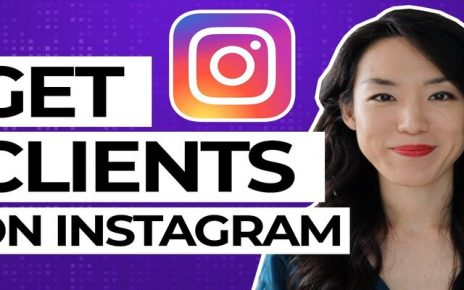 Effective Method To Discover New Clients On Instagram