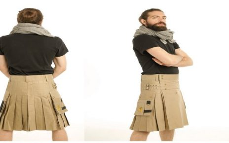 What Is a Utility Kilt | fashion guest post
