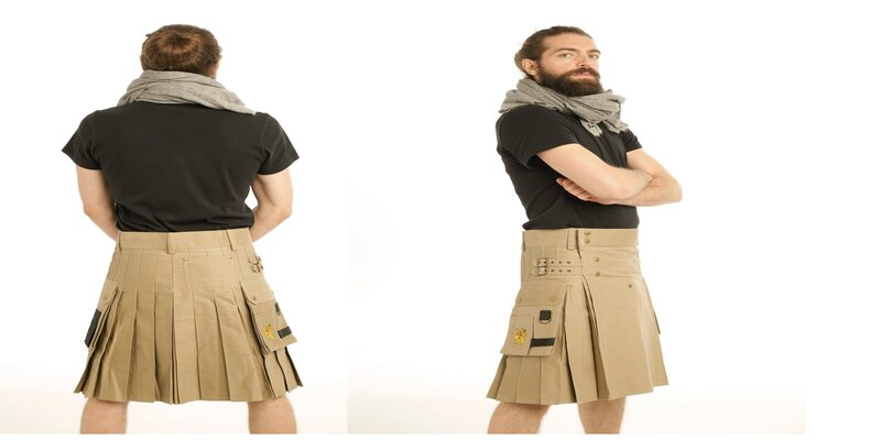 What Is a Utility Kilt | fashion guest post