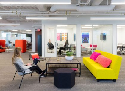 How To Improve Efficiency With A Great Office Design
