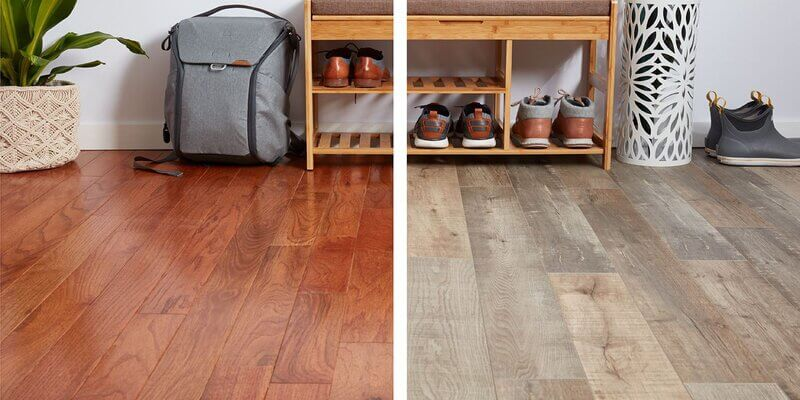 Differences Between Parquet And Laminate Floorings