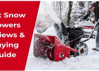 Best Battery-Fueled Snow Blowers Available In 2021
