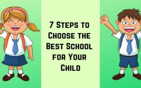 how to choose best school for children - letsakme