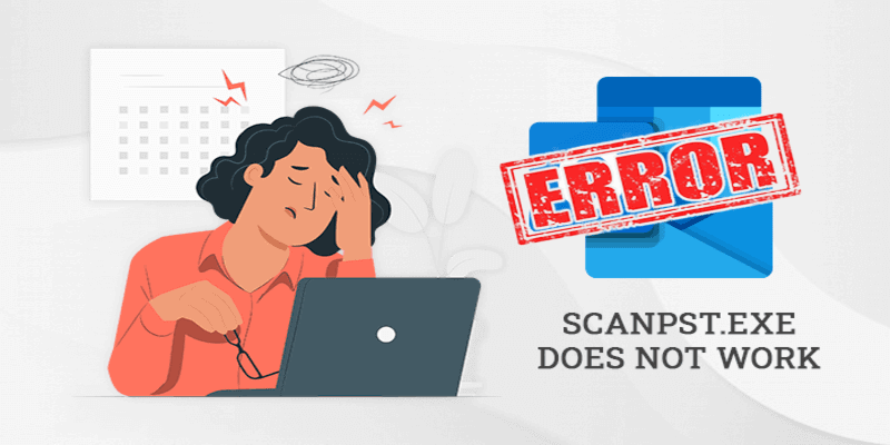 How To Repair PST File Error When Scanpst.Exe Does Not Work?
