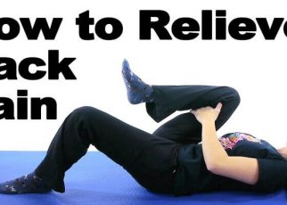 5 Tips To Manage Back Pain At Home | backpain tips, health guest post