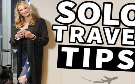 5 Top Tips To Become A Successful Solo Traveler | travel guest post - letsaskme