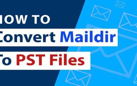 Convert Maildir To PST tips