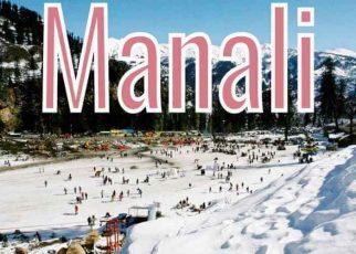In December 2021, Top Locations In Manali