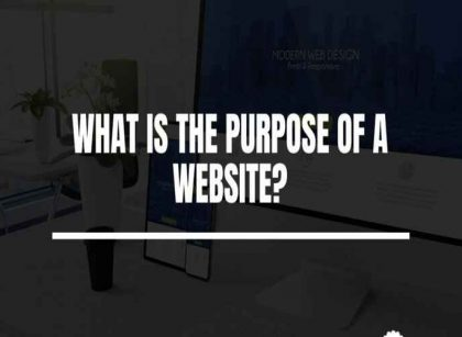 Purpose of Web Design