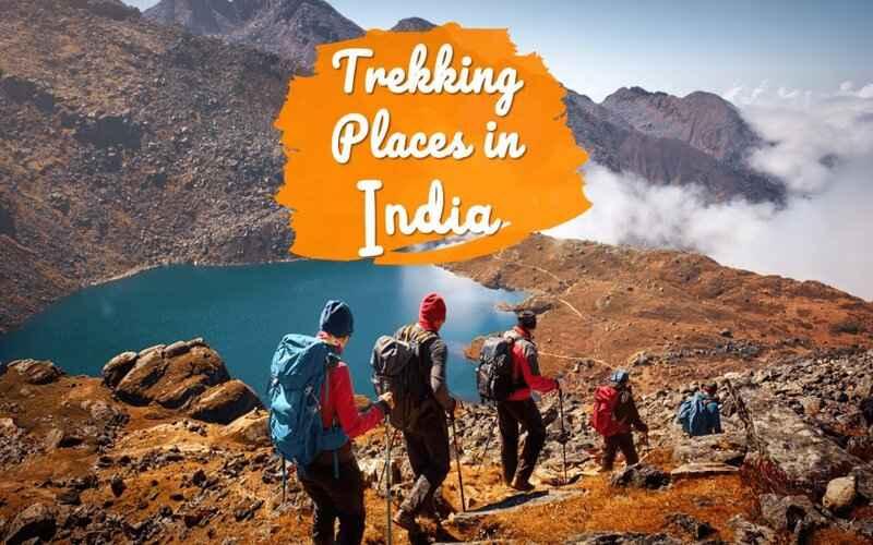 Popular Himalayan Trekking Destinations In India
