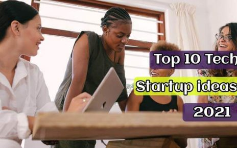 10 Beneficial Tech Startup Ideas To Success In 2021