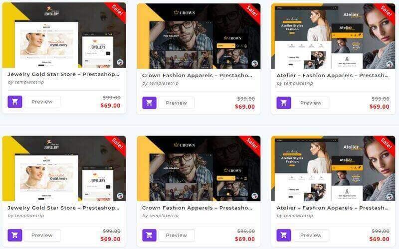 10 Amazing and Responsive PrestaShop Themes 2021