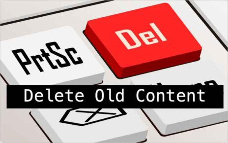 Old Content seo techniques 2021   seo update blog post