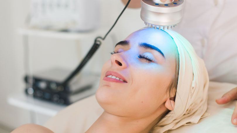 Light therapy benefits