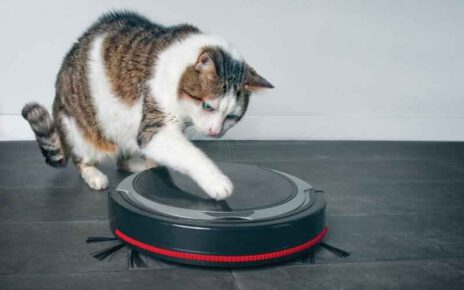 Pet-Friendly Robotic Vacuum