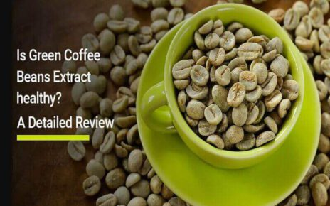 Green Coffee Beans benefits, healthy life