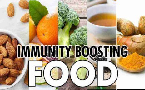 Food, Diet To Boost Your Immunity